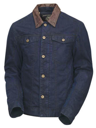Roland Sands Design Men's Bronson Denim Jacket