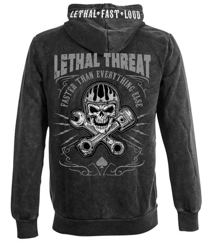 Lethal Threat Men's Faster Hoody