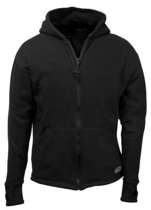 Schampa Men's Fleece-Lined Zip Hoody