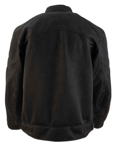 Black Brand Men's Flow Mesh Jacket