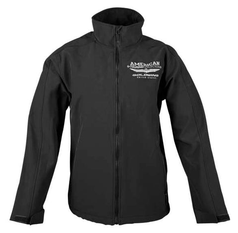 Honda Official Licensed Products Men's Gold Wing Touring Softshell Jacket