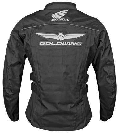 Honda Official Licensed Products Women's Gold Wing Textile Touring Jacket