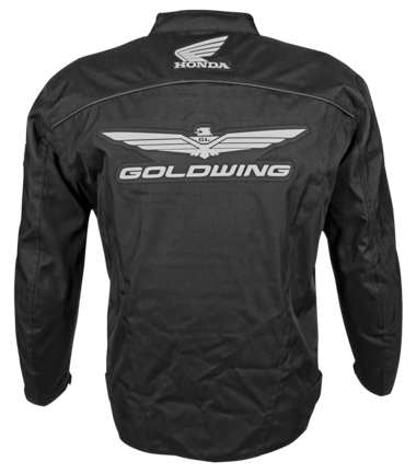 Honda Official Licensed Products Men's Gold Wing Textile Touring Jacket