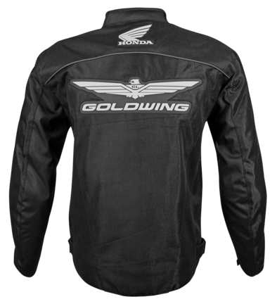 Honda Official Licensed Products Men's Gold Wing Mesh Touring Jacket
