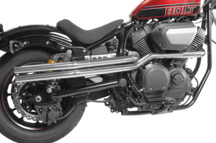 Mac Motorcycle Exhaust Systems & Mufflers