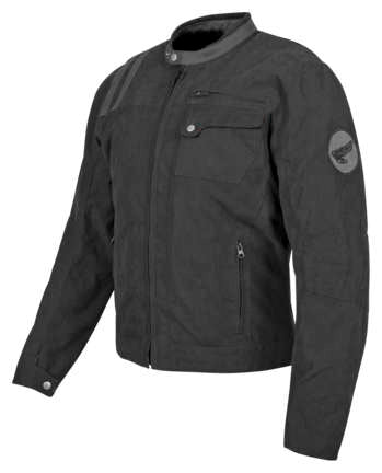 Honda Official Licensed Products Men's Heritage Textile Jacket