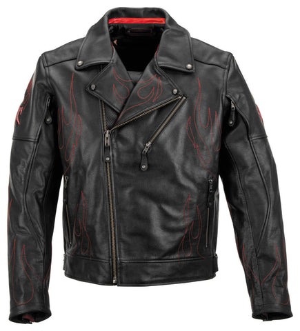 Black Brand Men's Spontaneous Human Combustion Jacket