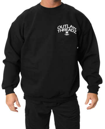 Outlaw Threadz Men's Sticks And Stone Sweatshirt