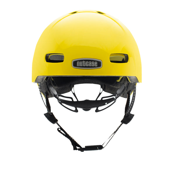 Casco Street Sun Day Solid Gloss MIPS M