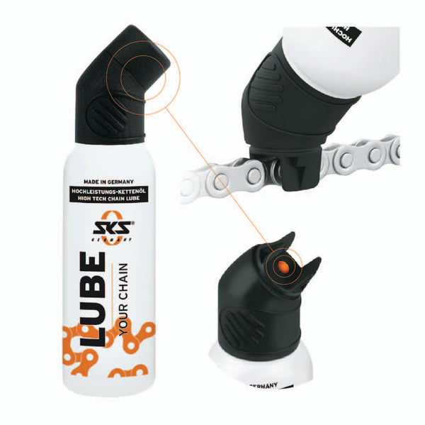 Lubricante De Cadena Lube Your Chain