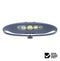 Linterna Frontal  Bilby Headlamp -  Violet Blue