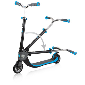Scooter Flow Fold 125 SkyBlue