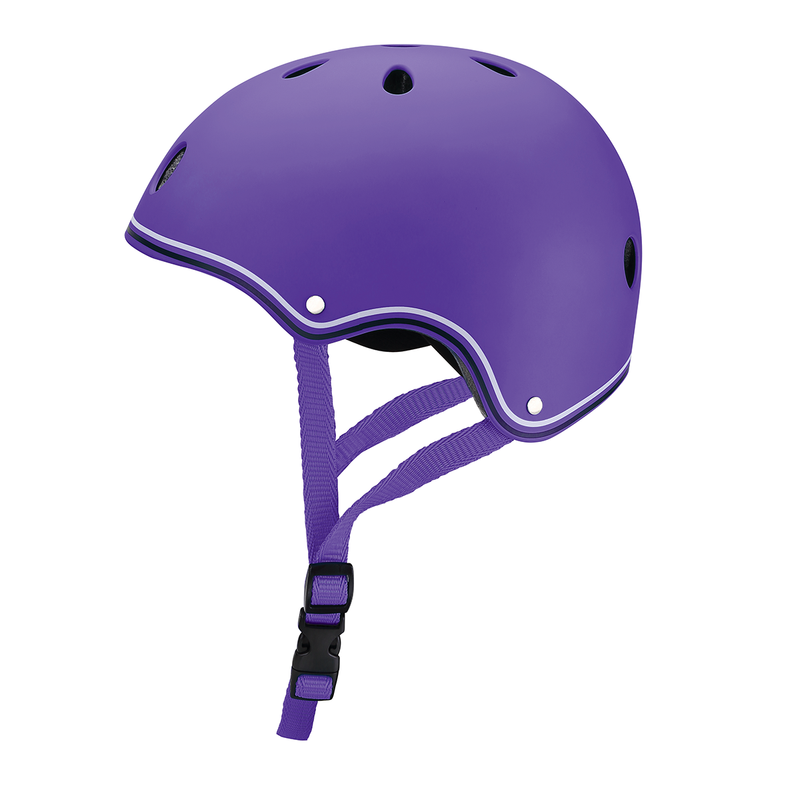 Casco Junior Violeta