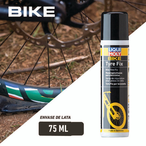 Bike Tyre Fix (Reparador de pinchazos portable)