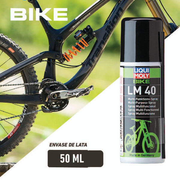 Bike LM 40 (Lubricante multiuso)