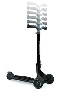 Scooter Ultimum Black/Grey