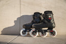 Patines Powerslide Zoom 100 Black/White
