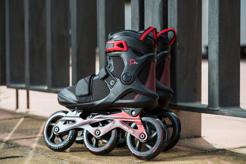 Patines Playlife GT Triskate Black 110mm