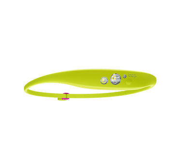Linterna  Knog Frontal Quokka Headlamp Cool Lime