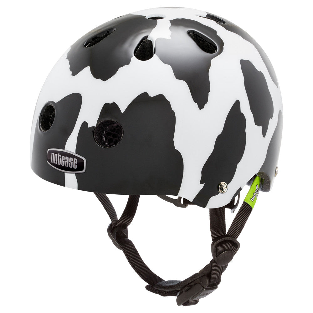 Casco BABY NUTTY MOO STREET