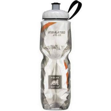 Botella Polar Sport INSULATED Carbon Fiber Orange 710ML