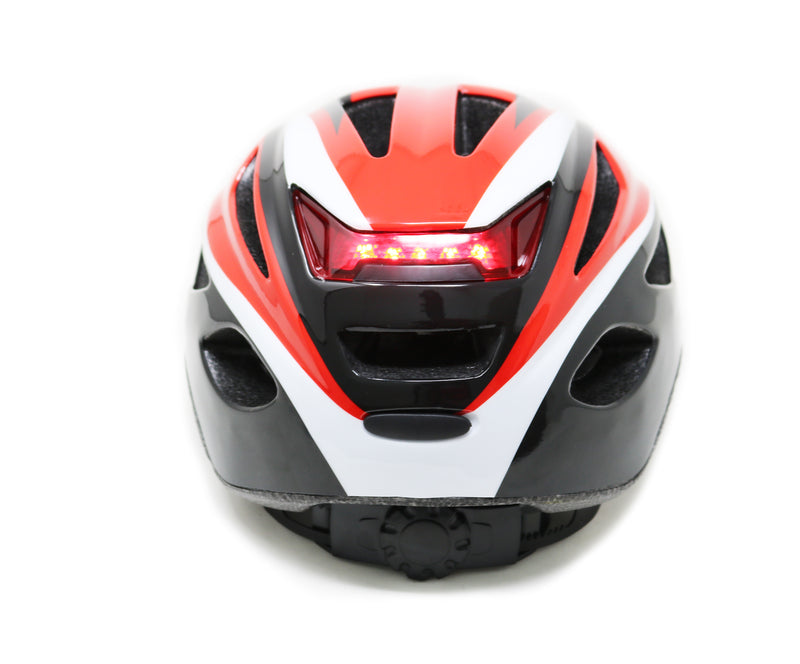 Casco Adulto Radical Mountain Con Luz