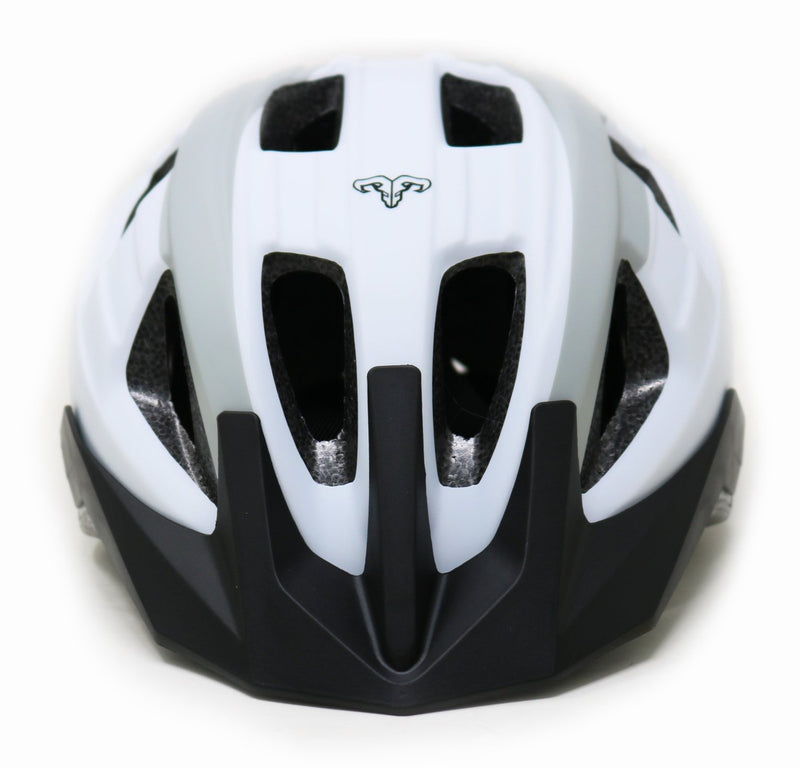 Casco Adulto Radical Mountain White