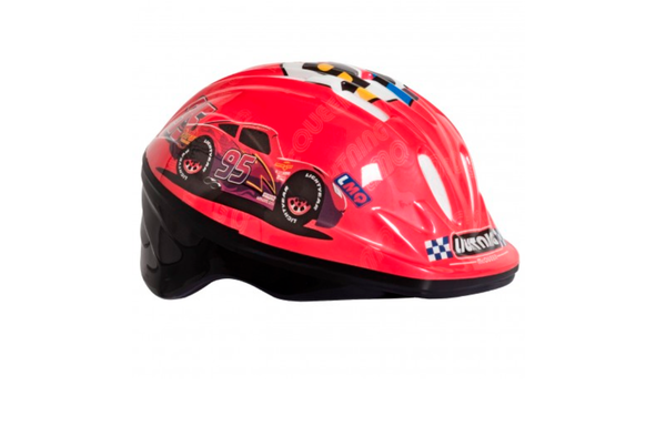Casco Disney Modelo Cars XS 48-52cm 14 Air Vents Colección 2020