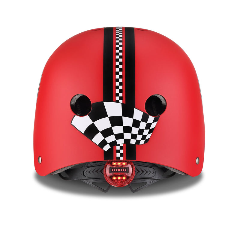 Casco Globber Elite Racing Red XS/S