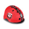 Casco Globber Con Luz Elite Racing Red XS/S