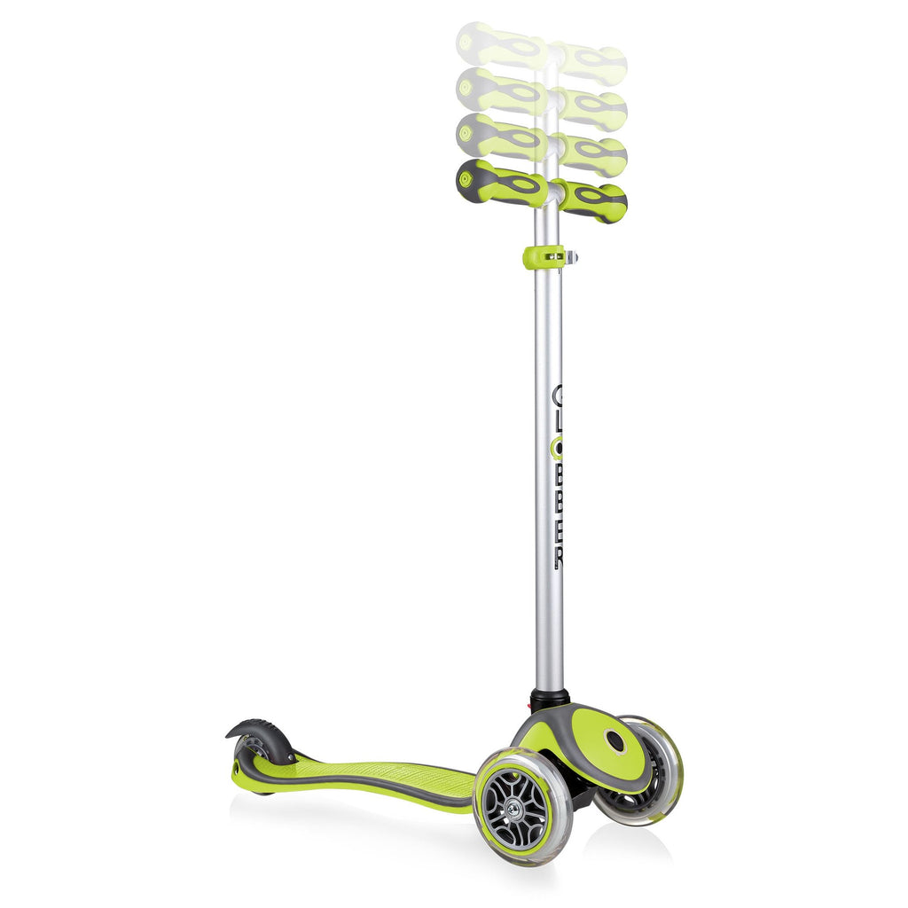 Scooter Evo Confort 5 en 1 Lime Green
