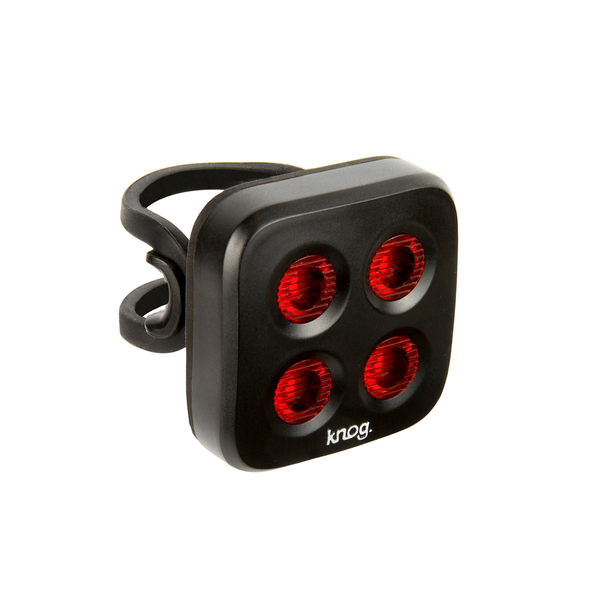 Luz Trasera Para Bicicleta  Blinder Mob Rear The Face//Knog