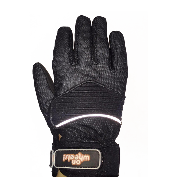 Guantes largo Onwheels de invierno Black Full