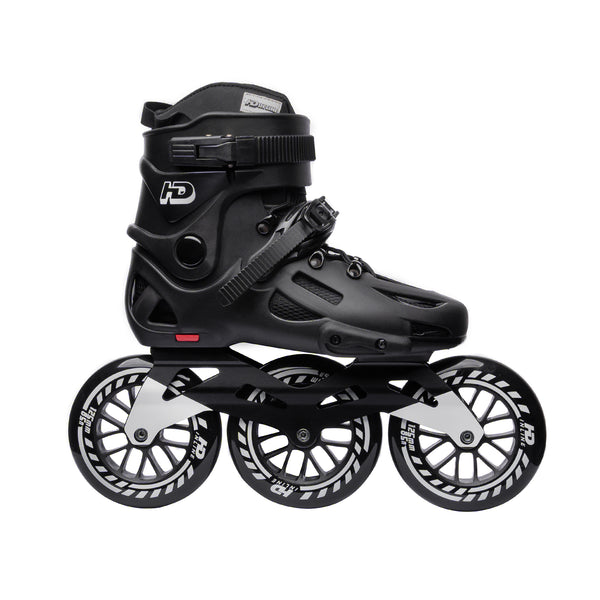 Patín Triskate HD Black Ruedas 110 o 125Mm