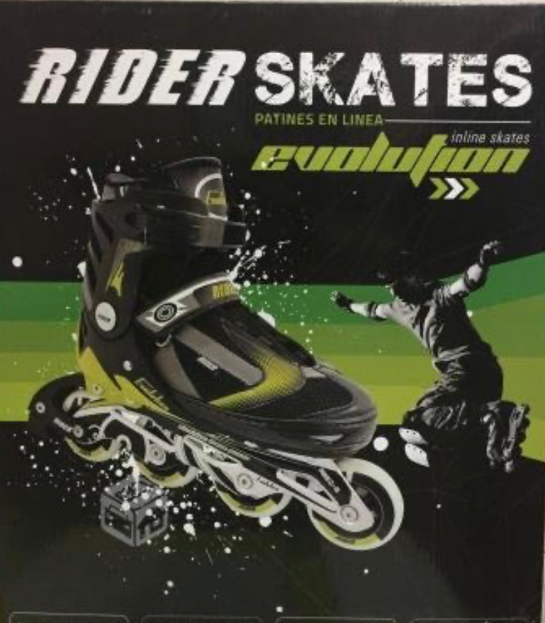 Patines en Linea Evolution Rider