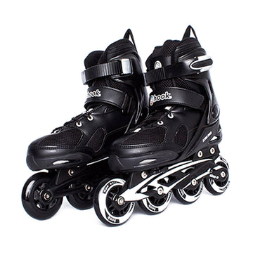 Patines en Linea Hook Fitness Pro Adulto Negro