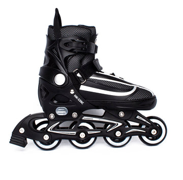 Patines en Linea Fitness Negro Hook