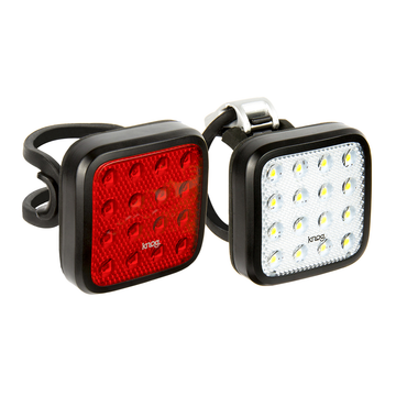 Luces para Bicicleta Blinder Mob Kid Grid TwinPack