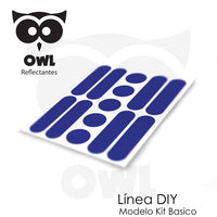 Reflectantes DIY KIT Basico