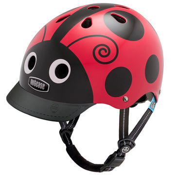 Casco Nutcase Ladybug (Little Nutty)