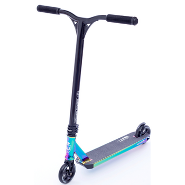 Scooter Acrobacias Longway Metro Black/Neo Chrome