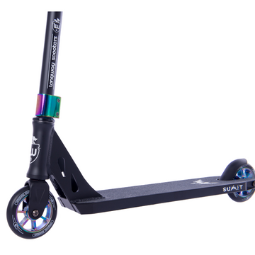 Scooter Acrobacias Longway Summit Mini Neo Chrome