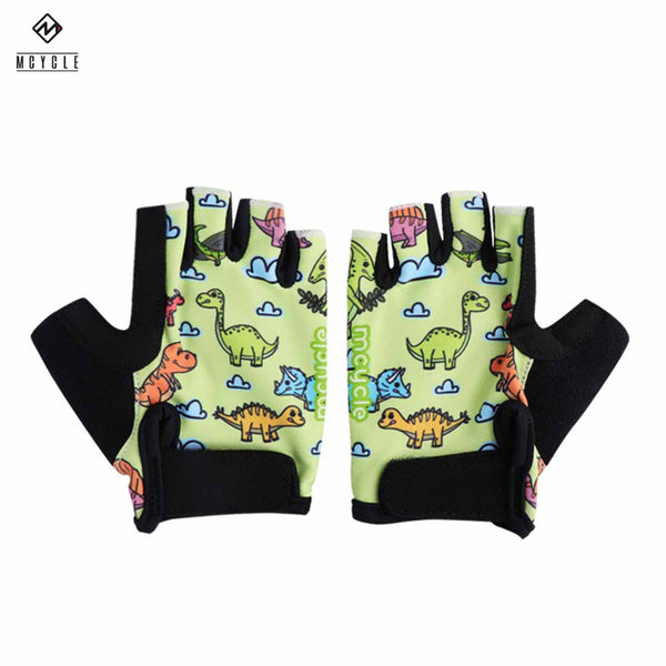 Guantes Cortos  Infantil  Mcycle Dino