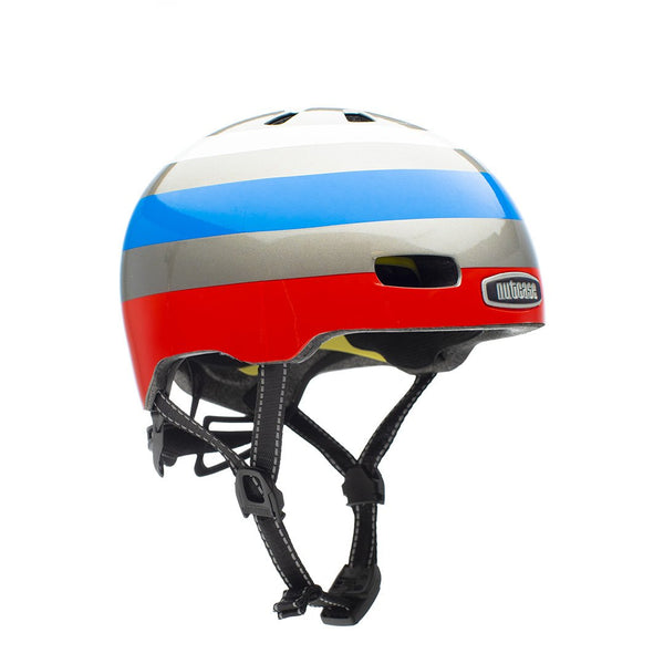 Casco Little Nutty Capitán Gloss con MIPS