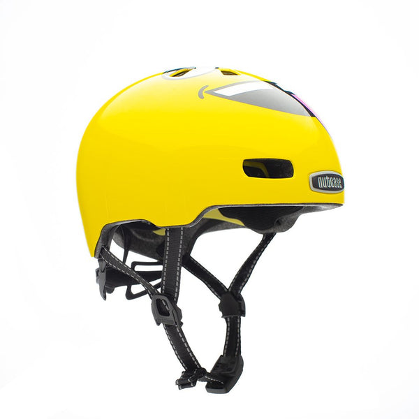 Casco Little Nutty Tongues Out Gloss w/MIPS
