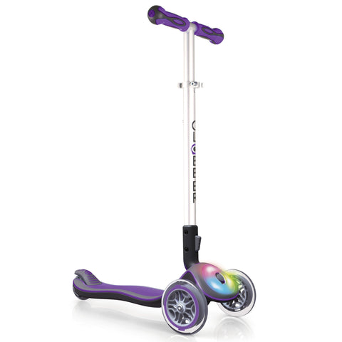 Scooter Elite Fold Up Violeta