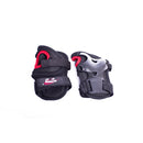 Set de protecciones Adulto Action Black/Red (Talla L)