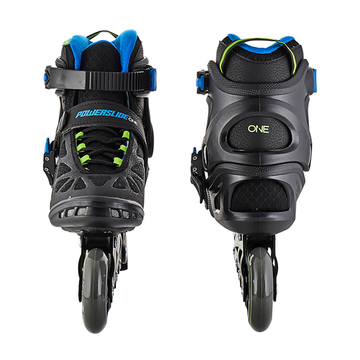 Patín Powerslide One Lancer II Black/Blue