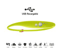 Linterna Frontal Quokka Headlamp Cool Lime
