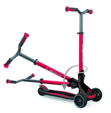 Scooter Ultimum Globber Red